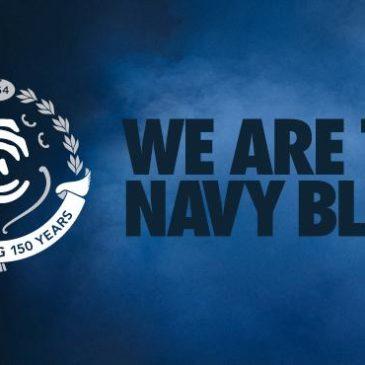 Tribute to the Carlton Navy Blues AFL Club